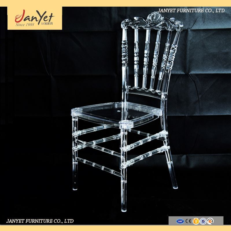 Discount Used Stable Funirure Transparent Tiffany Bb Chair
