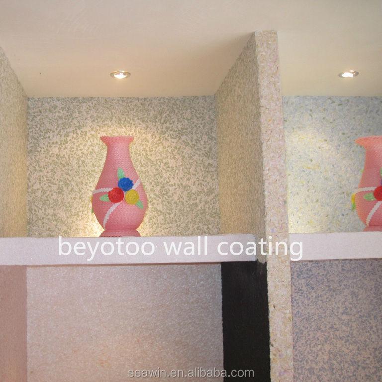 Grün Atmungsaktiv Wandverkleidung Dekoration Innen Wandbeschichtung