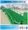 hydraulic mobile dock ramp/leveler yard ramp for forklift
