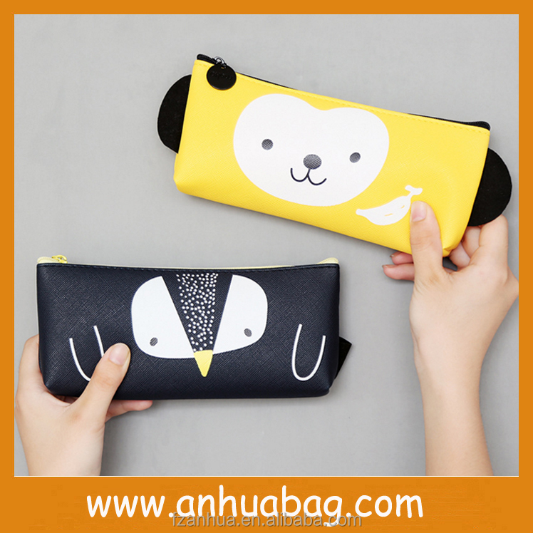 Cute Animal Shaped Pencil Case