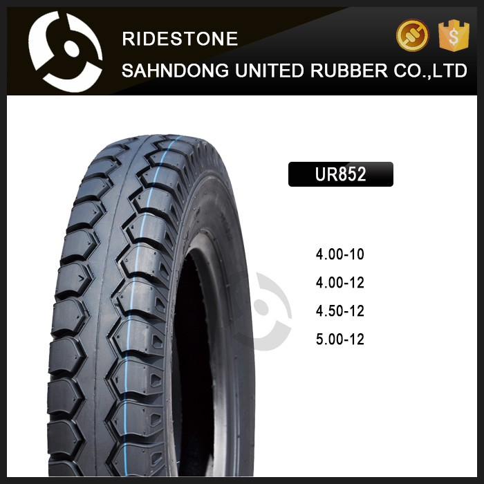 THREE WHEEL TIRE FOR MOTORCYCLE 4.50-12 5.00-12
