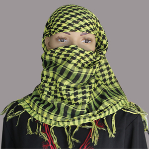 Cotton Islamic Military Desert Shemagh Scarf Military Shemagh Scarf