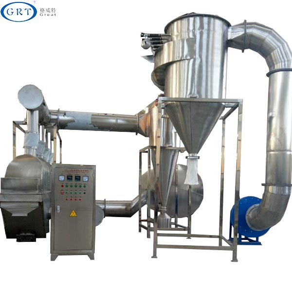 Fluid bed dryer granulator 120kg for pharmaceutical products