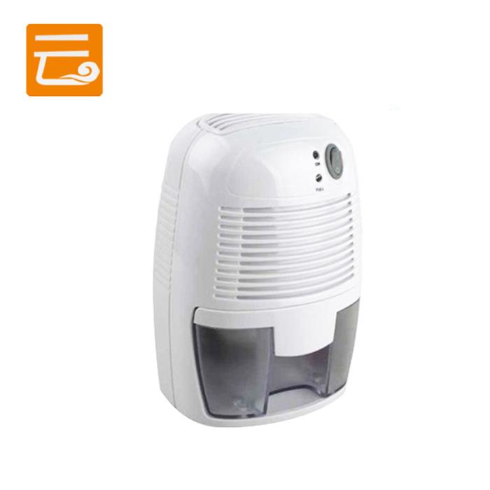 Heimgebrauch Tragbare 500 ml Mini Luftentfeuchter
