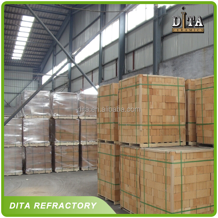 70% -75% Al2O3 For EAF High Alumina Refractory Brick