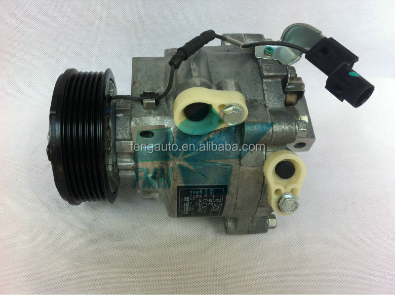QS90 original ac compressor for Mitsubishi Outlander 3.0 AKS200A402C 7813A215