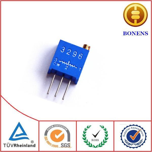 5 x 5k 3296 Multiturn Variable Potentiometer Trimmer Pot Resistor