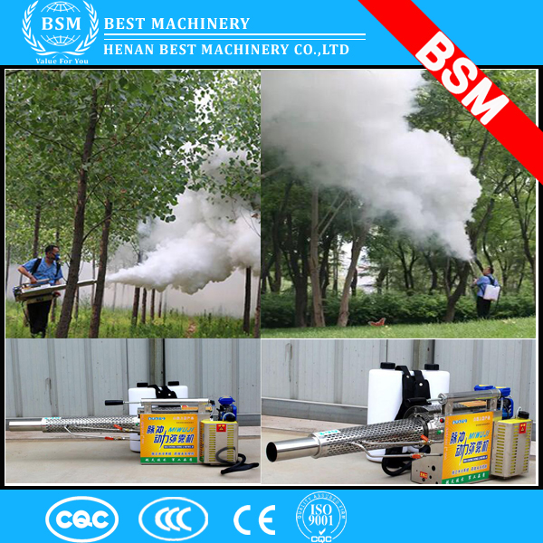 India Hot sale Gas Thermal Fogging Machine for greenhouse