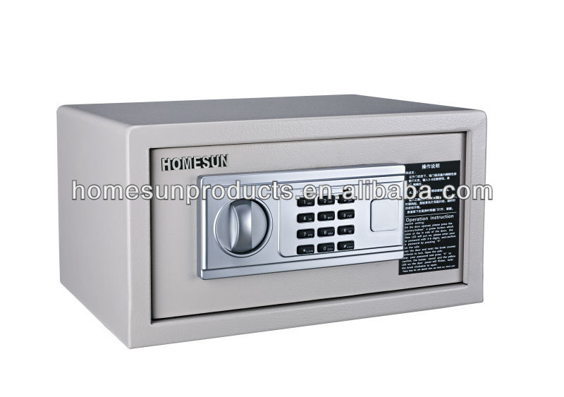 electronic safe box for room
