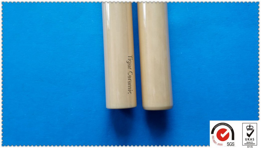 Pure Zirconia Ceramic Plungers With Polished Surface Finish