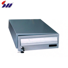 Wholesale low price new arrival stainless steel cast iron mailbox