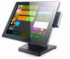 cheap 15 inch all in one touch screen pos terminal machine on Ali-baba