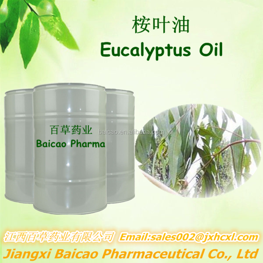 Natural Essential of eucalyptus oil in bulk