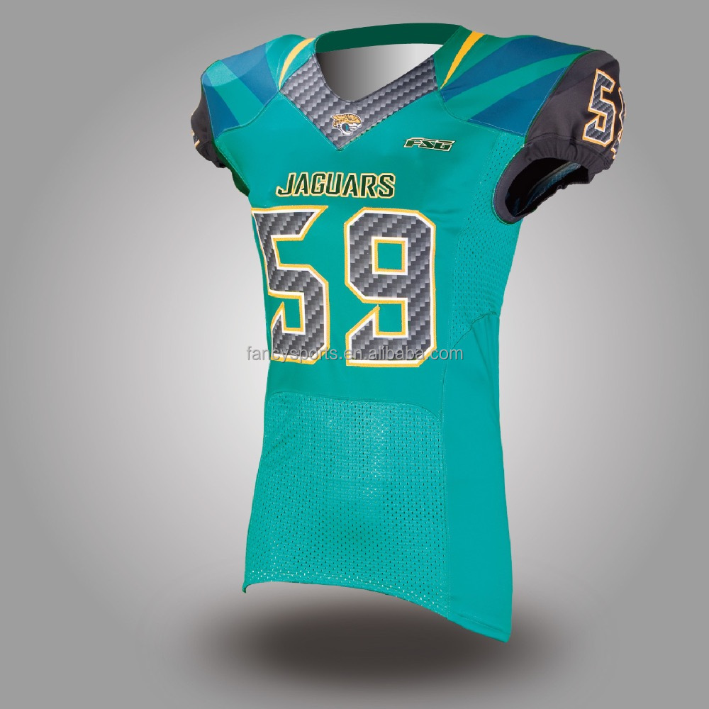 American football uniforms JAGUARS