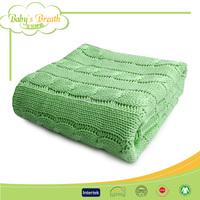 PB73 Soft Woven Cotton Throw Blankets