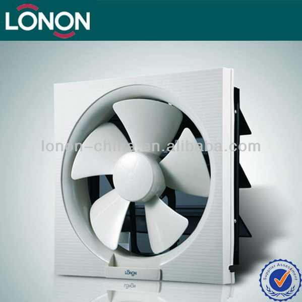Wall Mounted Bathroom Exhaust Ventilator /Ventilation louvers