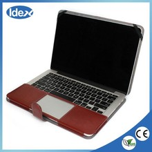 High Quality Laptop Leather Cases For Apple Macbook