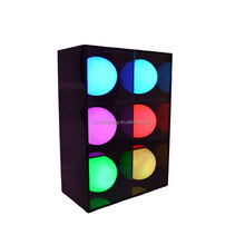 new design fashion mood creater, color changing night light, home & party decoration light