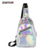 Fashion Waterproof Women Backpack Bag Holographic Ladies Backpack