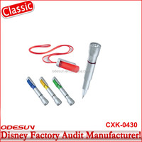 Disney Universal NBCU FAMA BSCI GSV Carrefour Factory Audit Manufacturer Eco-friendly Cartoon Ball Pen For Students