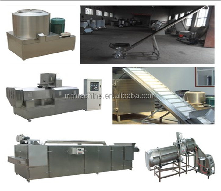 Tilapia Fish food processing machine