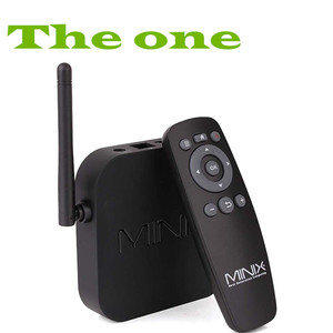 Hot selling Android 4 2 RK3188 Quad core Minix NEO X7 mini Smart TV BOX  2G+8G Minix NEO X7 mini smart media player