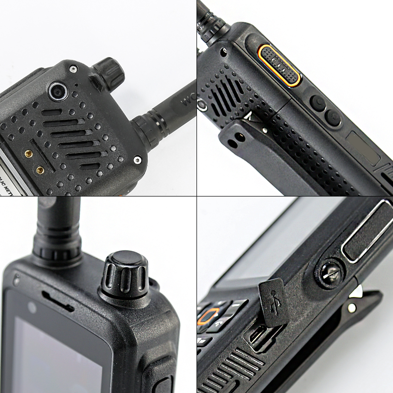 F25 TS-W2086A Two Way Radio GSM Long Range PTT Phone