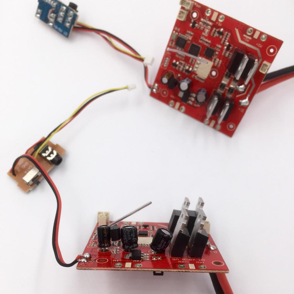 Syma X8C X8W Receiver Board SM-X8-R V5(X8C-17 X8W-17) RC