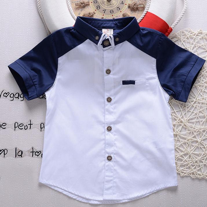 94b191fbd543 Ye2139 Latest Design Kids Clothing Summer Fancy Casual Boys Shirts ...