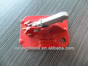 Scaffolding Rapid/ Spring metal clamp, Formwork Clips clamp