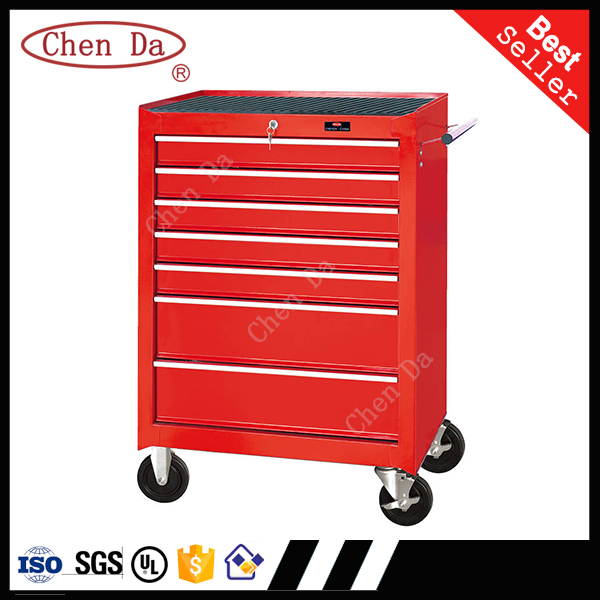 2016 new version High Quality Tool Cabinet with 7 drawers