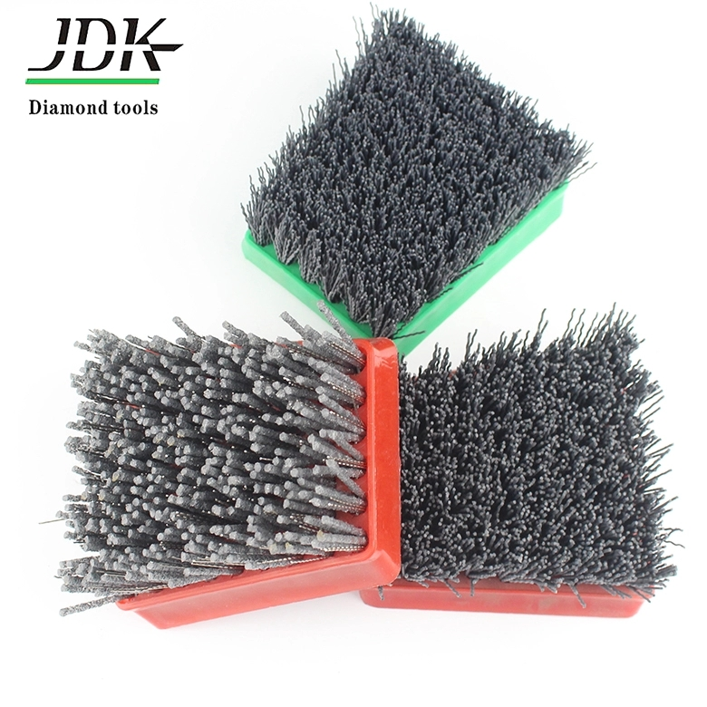 JDK Frankfurt Abrasive Diamond Polishing Brush for Marble