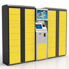 YS Smart Post Parcel Mailbox Delivery Electronic Locker digital locker for Home use or Online Shopping use