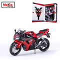 CBR1000RR Motorcycle Model Building Kits 1 12 Assembly Toy Kids Gift Mini Moto Diy Diecast Models
