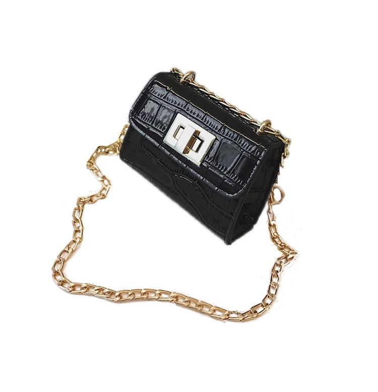 Женская сумка на плечо с узором «крокодиловая кожа», женская модная сумка через плечо с диагональным узором, роскошные сумки, Дизайнерские ...(Китай)