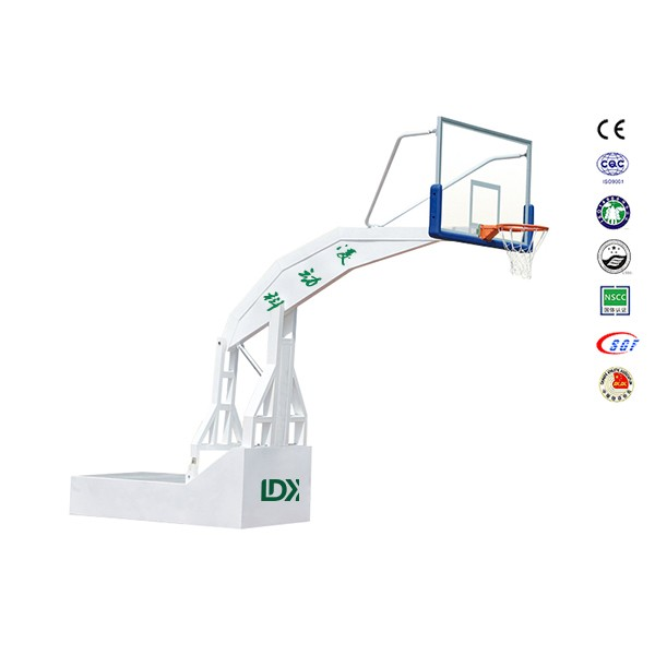School Yards custom made basketball training product basket ball stand