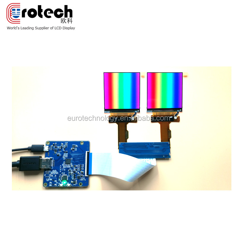 2.9inch square lcd 1440*1440 resolution display with HDMI board VR AR application full viewing angle panel sharp LS029B3SX02