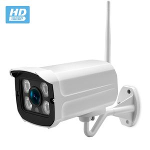 Wireless WIFI IP Camera,Waterproof Outdoor 1080P 2MP Home Security Camera  CCTV Wi-Fi Cam APP CamHi P2P Onvif