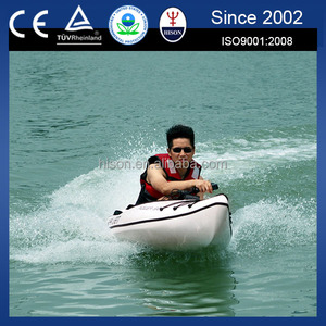 Hison factory promotion inflatable Explore kayak