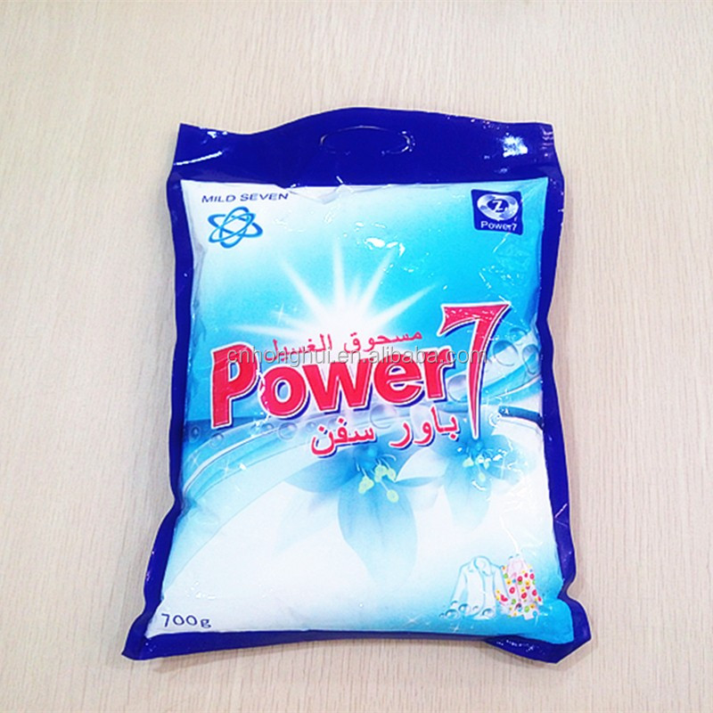 Guangzhou OEM Name of Laundry Washing Powder Soap and Detergent Powder Making