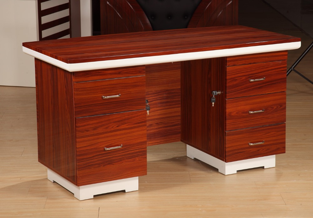 Office Specifications Desktop Wooden Table Design
