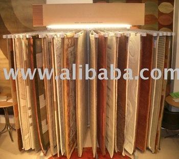 Carpet Rug Display Rack