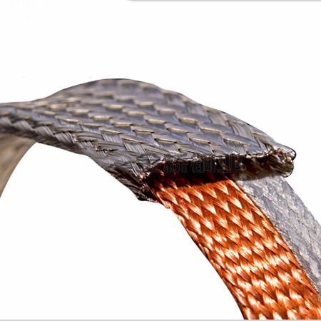 strap ground flexible tinned <strong>copper</strong>