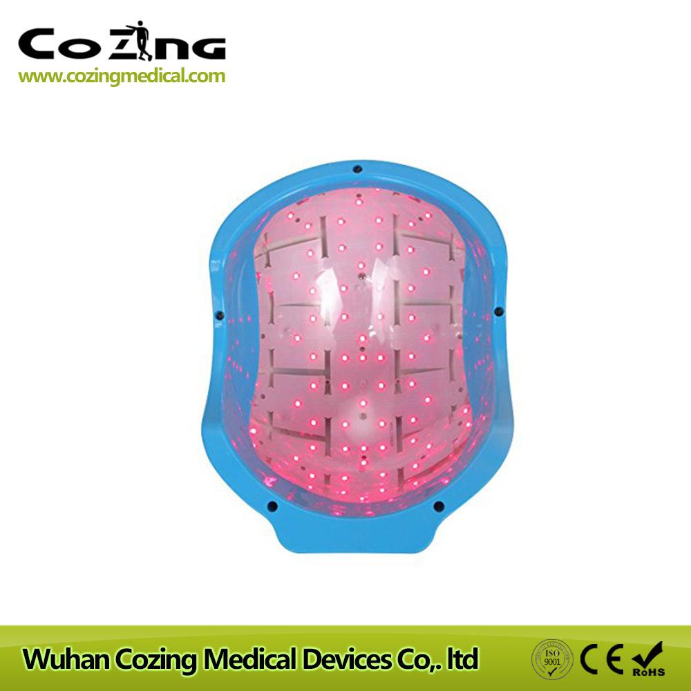 650nm Bio Photon Licht Therapie Low Level Laser Haar Wachstum Maschine Kappe Laser Nachwachsen Der Haare Helm
