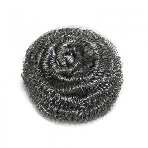 Hot sale stainless steel wool scouring pads for kitchenware