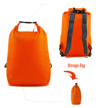 Ultra Lightweight Outdoor Waterproof Foldable Backpack For Travel Champing Hiking School