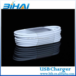 100cm Foil shielding Universal Flat USB Quick Charge Cable Data Cable For Devices For iphone 6 iPhone ios 8 iPad iPod