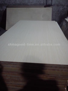 high quality construction grade pvc plywood sheet/outdoor plywood