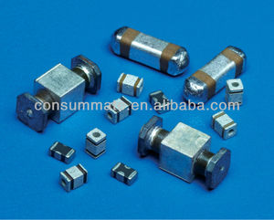 Three Terminal EMI filter capacitor suitable for Electronic automotive equipment and Telecommunication equipment