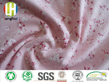 small flower printing china supplier of 100% cotton jersey fabric